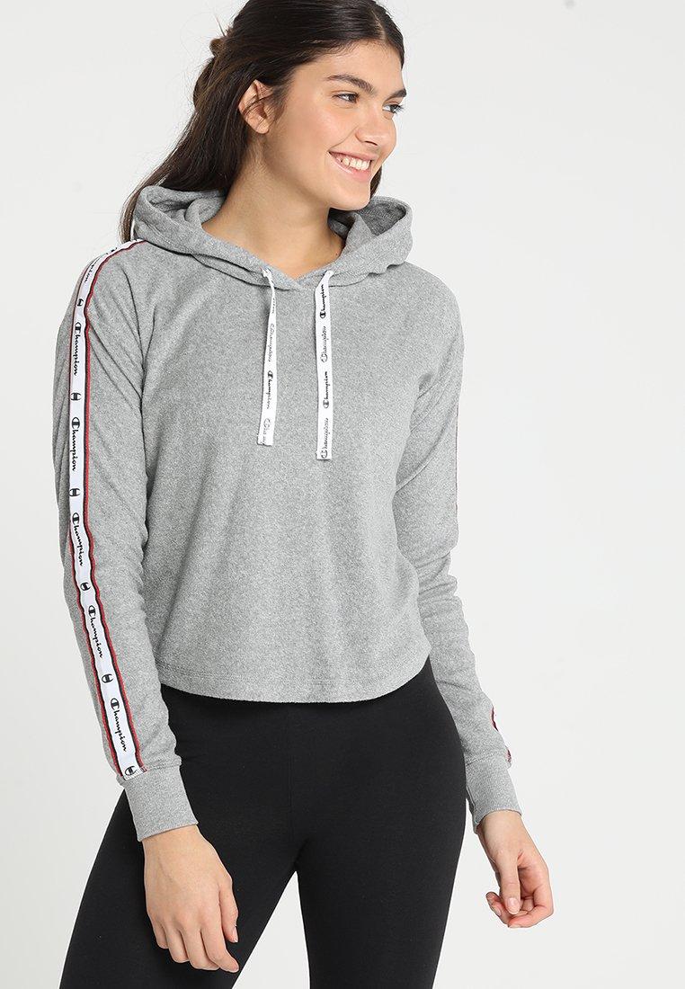 Champion - HOODED - Sweat à capuche - grey