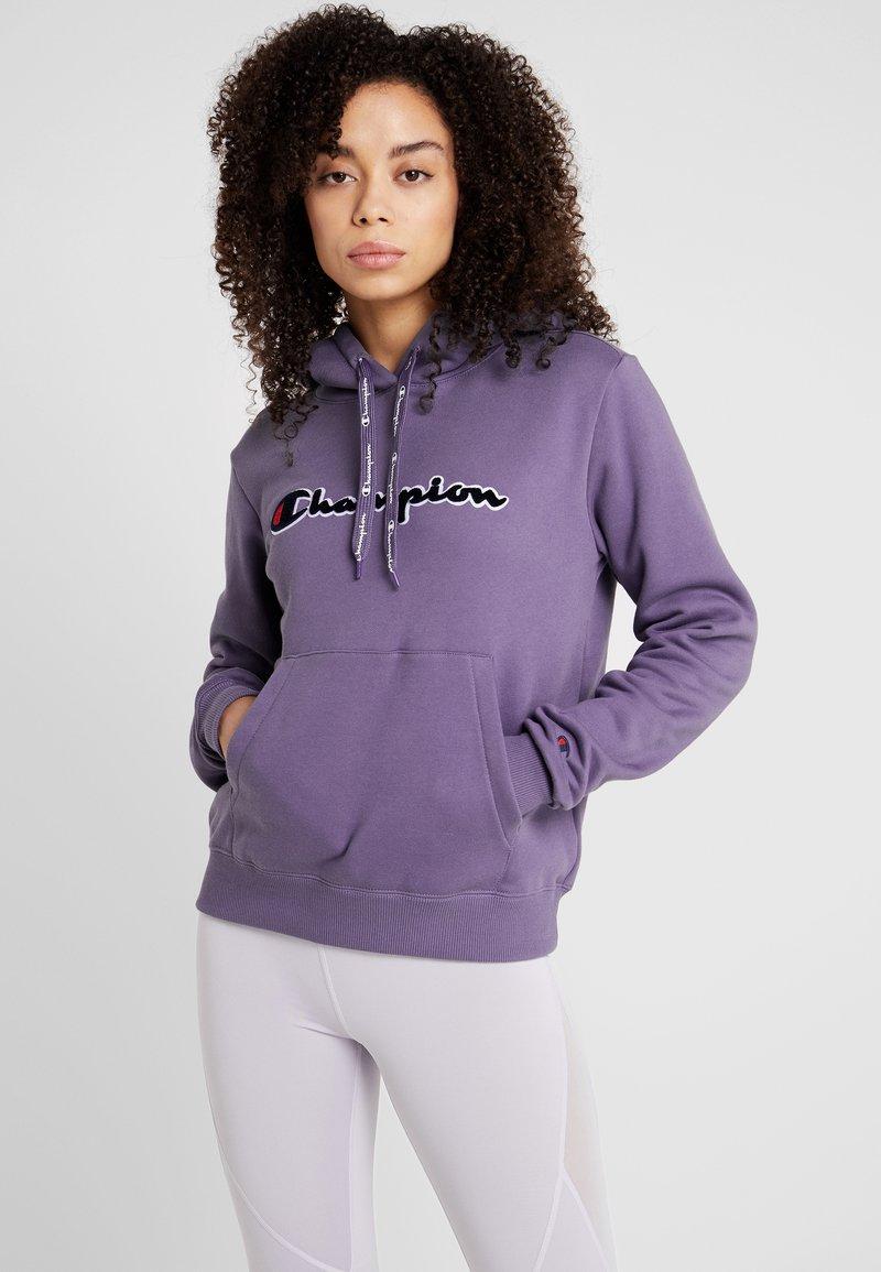 Champion - HOODED  - Sweat à capuche - purple