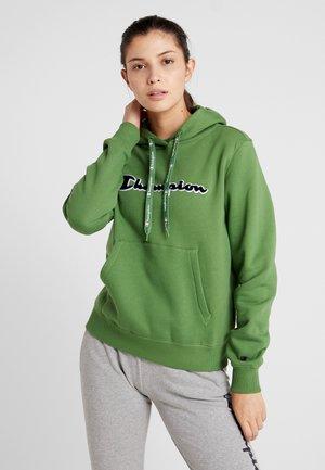 Luvtröja - green
