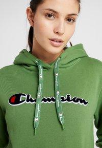 Champion - Sweat à capuche - green - 3