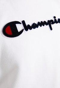 Champion - HIGH NECK - Sudadera - white - 4