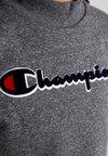 Champion - HIGH NECK - Collegepaita - mottled dark grey
