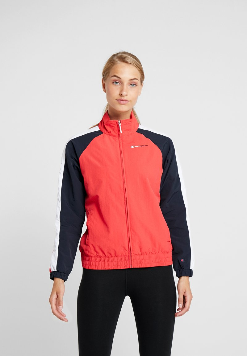 Champion - FULL ZIP - Trainingsjacke - night