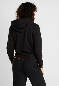 Champion - HOODED FULL ZIP - veste en sweat zippée - black - 2