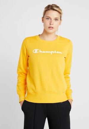 CREWNECK - Sudadera - yellow