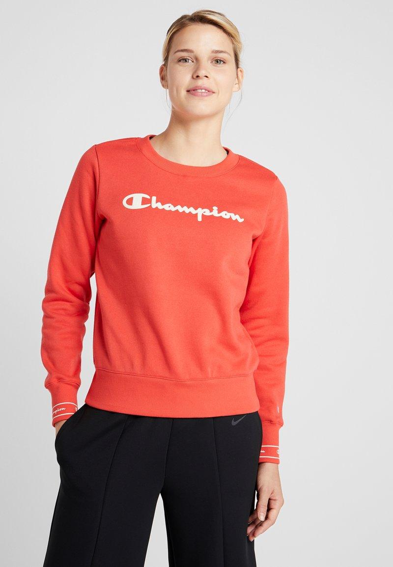 Champion - CREWNECK - Bluza - red