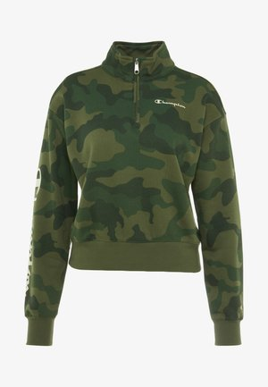 CROP  - Sudadera - green