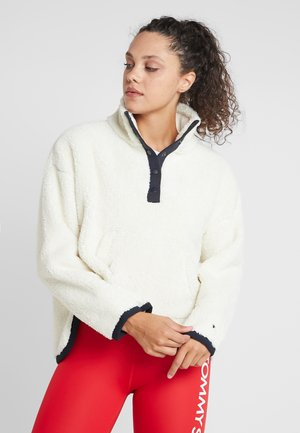 HALF ZIP  - Fleece jumper - wag