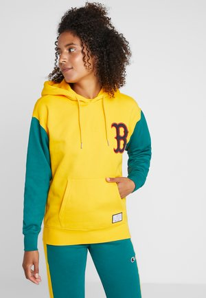 MLB BOSTON RED SOX HOODED  - Article de supporter - gold/stor