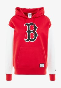 Champion - MLB BOSTON RED SOX HOODED  - Club wear - red/white - 4
