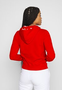 Champion - HOODED - Mikina skapucí - red - 2