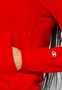 Champion - HOODED - Mikina skapucí - red - 5