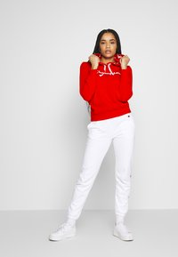 Champion - HOODED - Mikina skapucí - red - 1