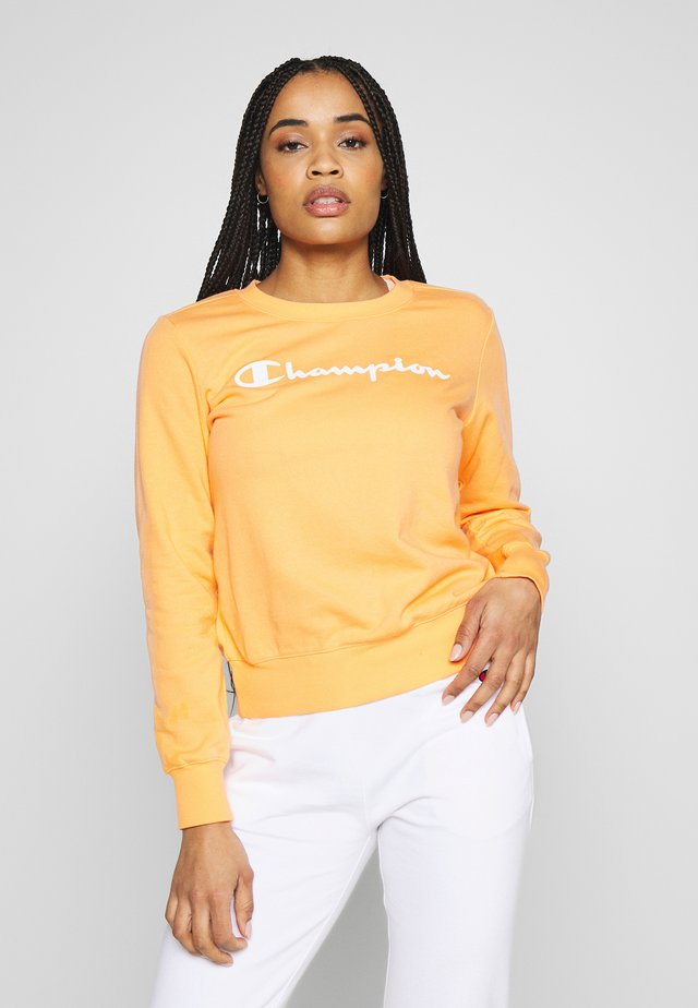 CREWNECK - Sweatshirts - orange