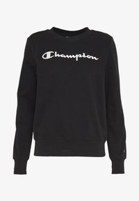 Champion - CREWNECK - Sweatshirt - black - 3