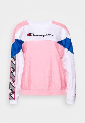 CREWNECK - Long sleeved top - pink