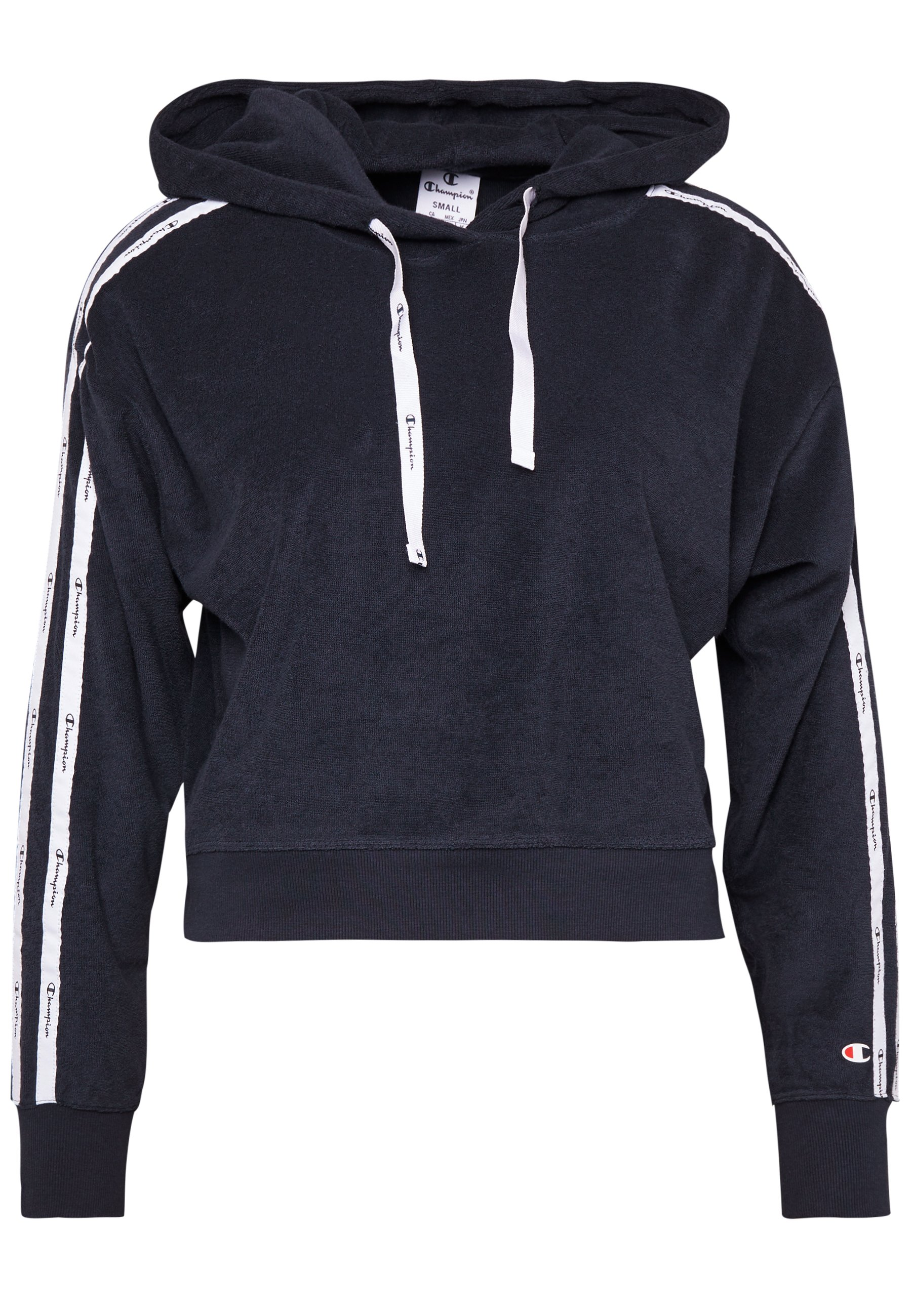 Champion Hooded - Luvtröja Navy