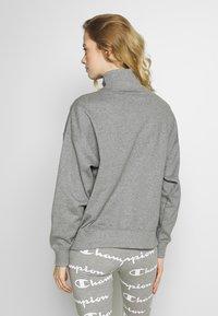 Champion - HIGH NECK - Sweatshirt - grey - 2