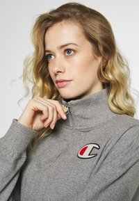 Champion - HIGH NECK - Sweatshirt - grey - 3