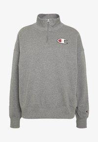 Champion - HIGH NECK - Sweatshirt - grey - 4