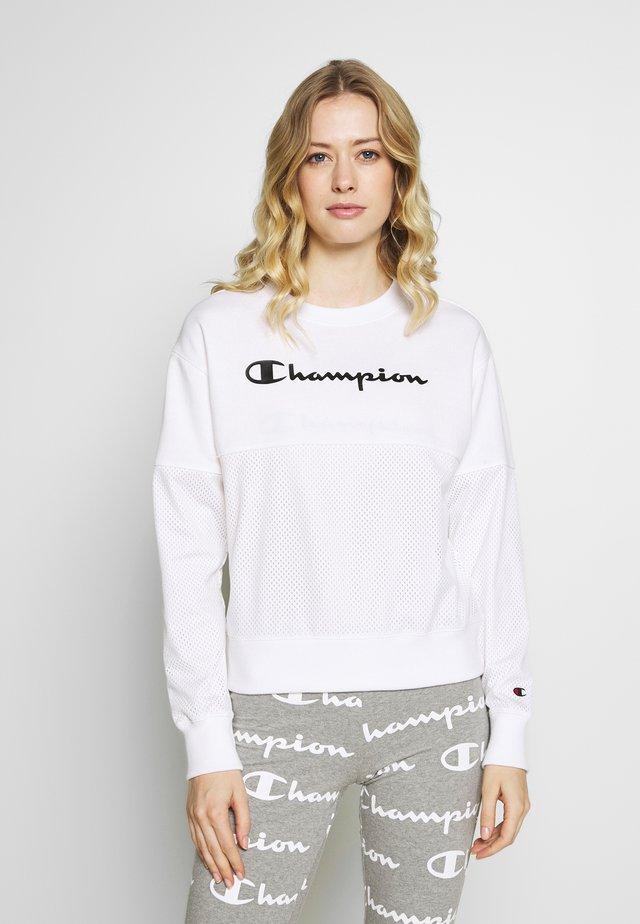 CREWNECK  - Bluza - white