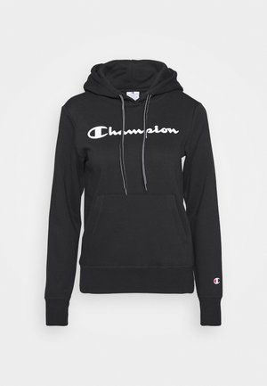 ESSENTIAL HOODED LEGACY - Hoodie - black