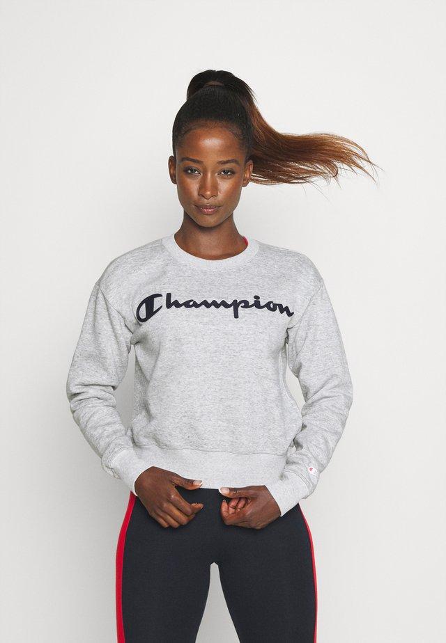 CREWNECK LEGACY - Sweatshirt - mottled grey