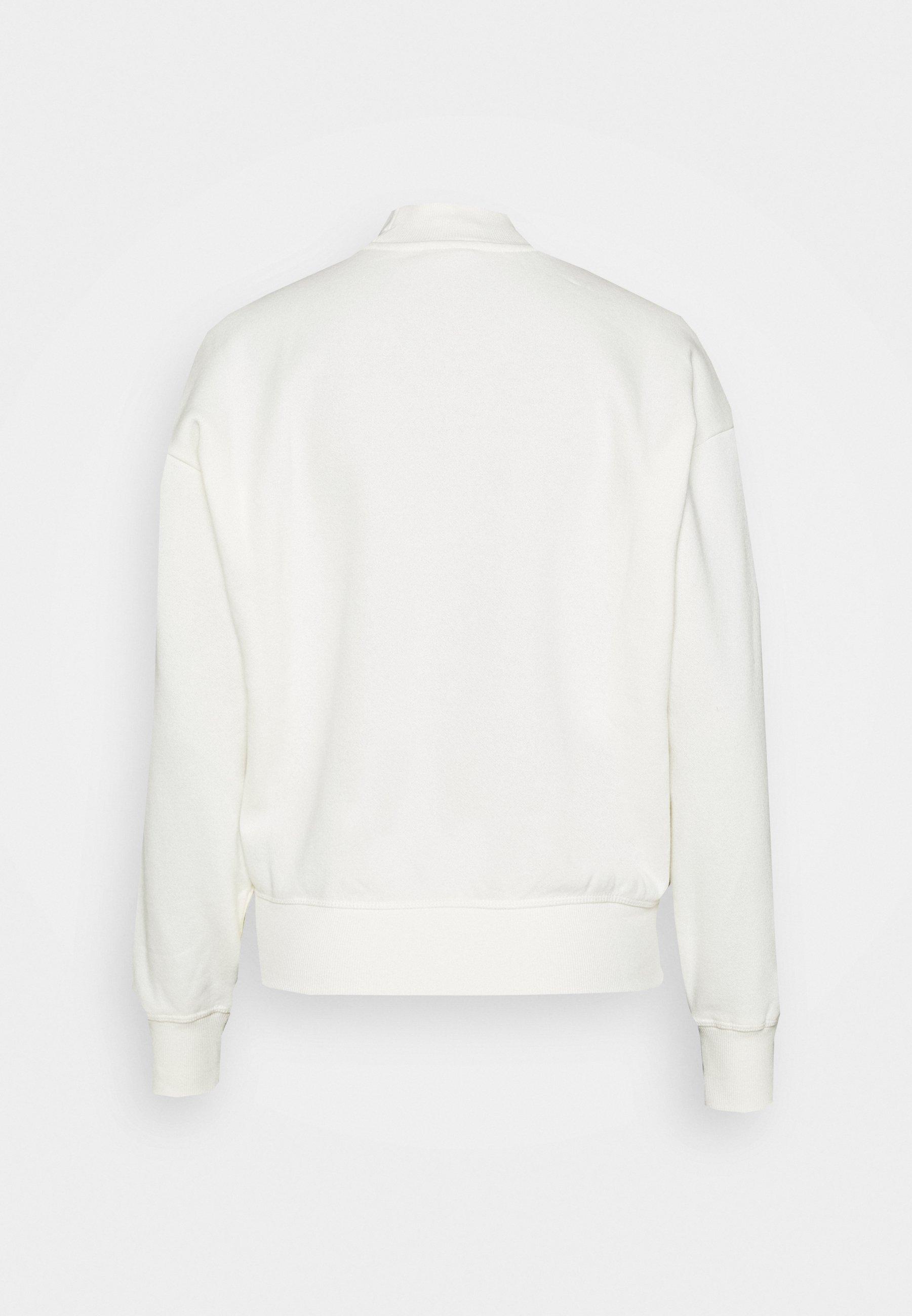 Champion HIGH NECK LEGACY - Sweatshirts - offwhite