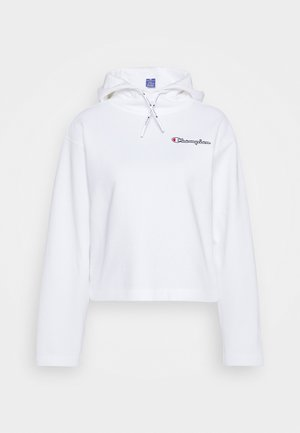 HOODED ROCHESTER - Hoodie - white