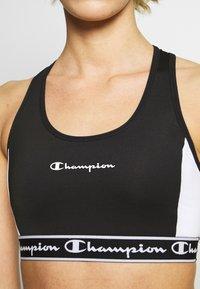 Champion - BRA - Urheiluliivit - black/white - 5