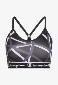 Champion - BRA - Sujetador deportivo - black - 3