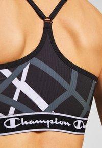 Champion - BRA - Sujetador deportivo - black - 4