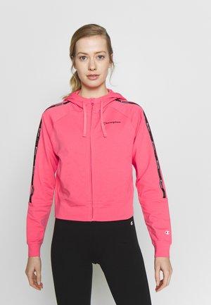 Tracksuit - pink/black