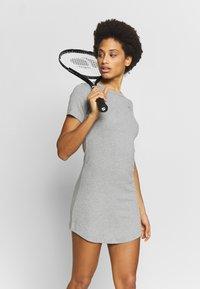 Champion - DRESS - Sports dress - grey melange - 0