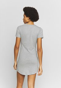 Champion - DRESS - Sports dress - grey melange - 2