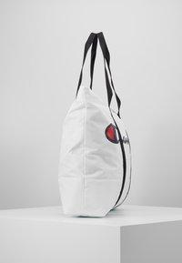 Champion - LARGE SHOULDER BAG - Sports bag - white - 4