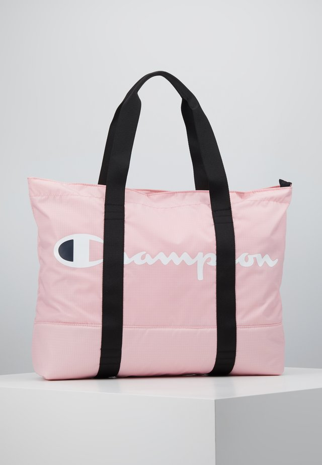 LARGE SHOULDER BAG - Bolsa de deporte - pink