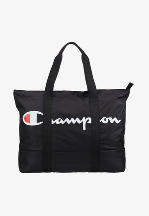 LARGE SHOULDER BAG - Sports bag - black
