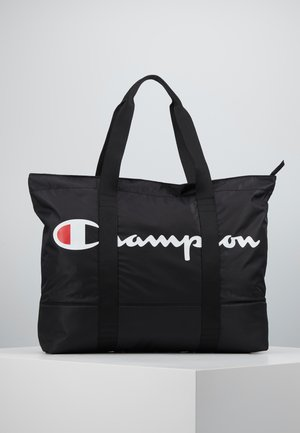 LARGE SHOULDER BAG - Bolsa de deporte - black