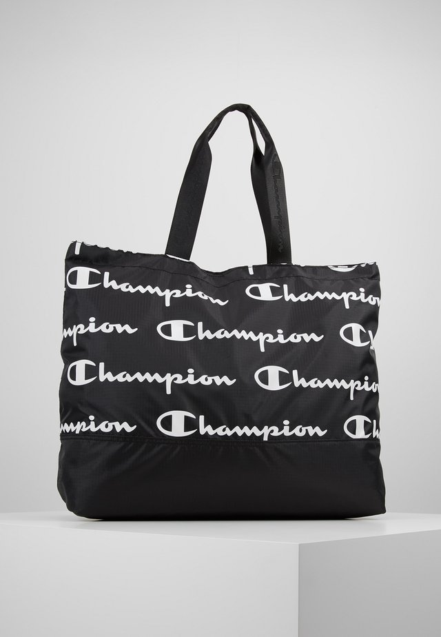 BEACH BAG - Bolsa de deporte - black