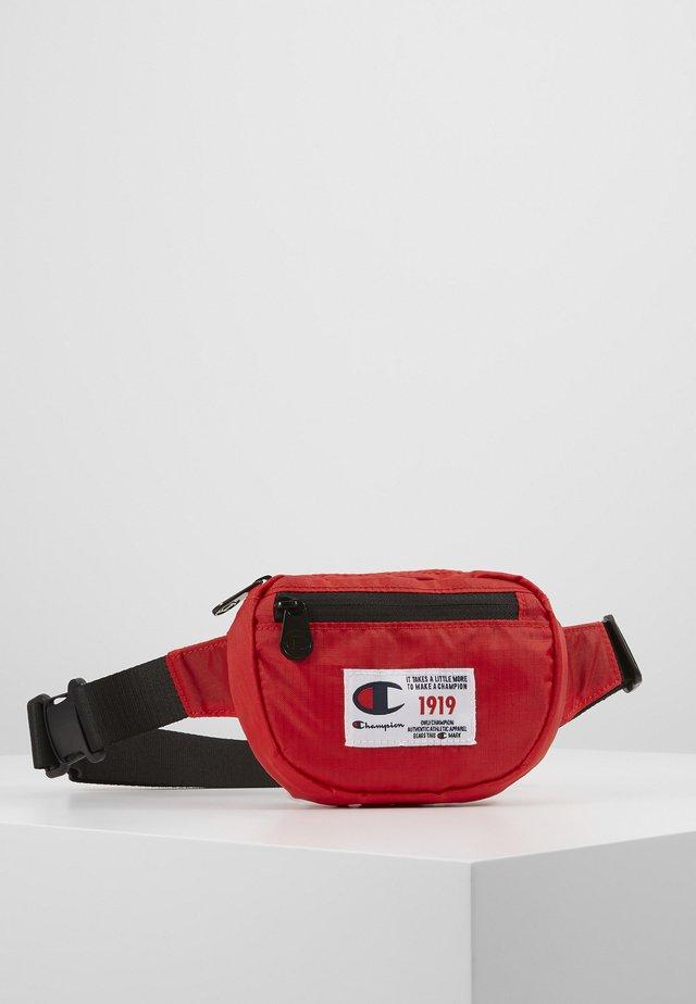 BELT BAG - Across body bag - red