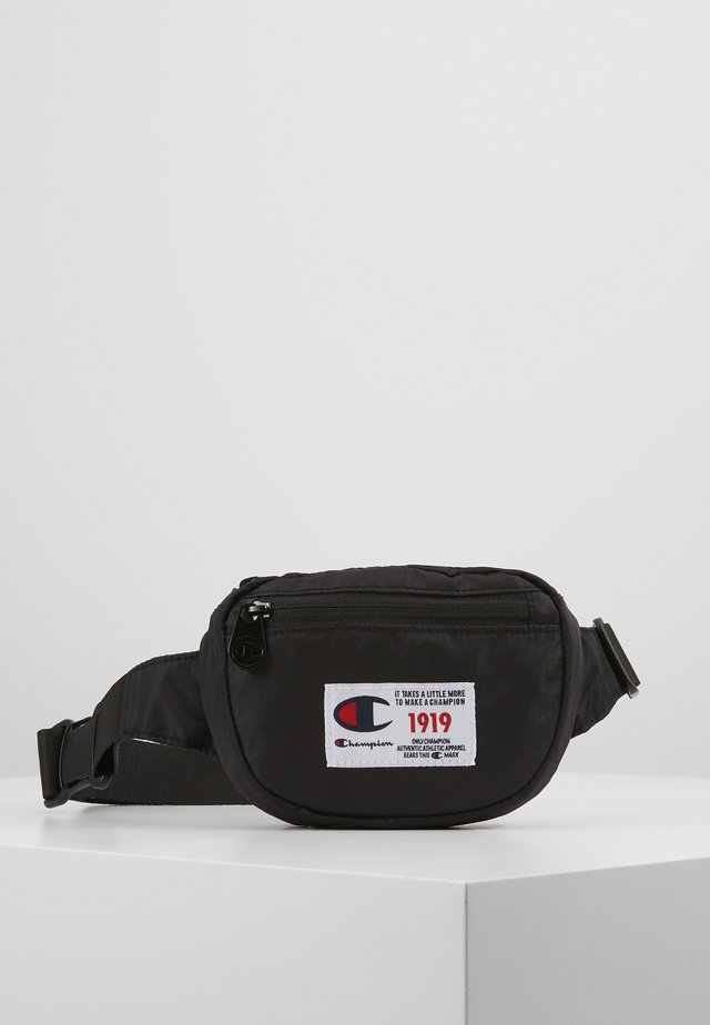 BELT BAG - Across body bag - black