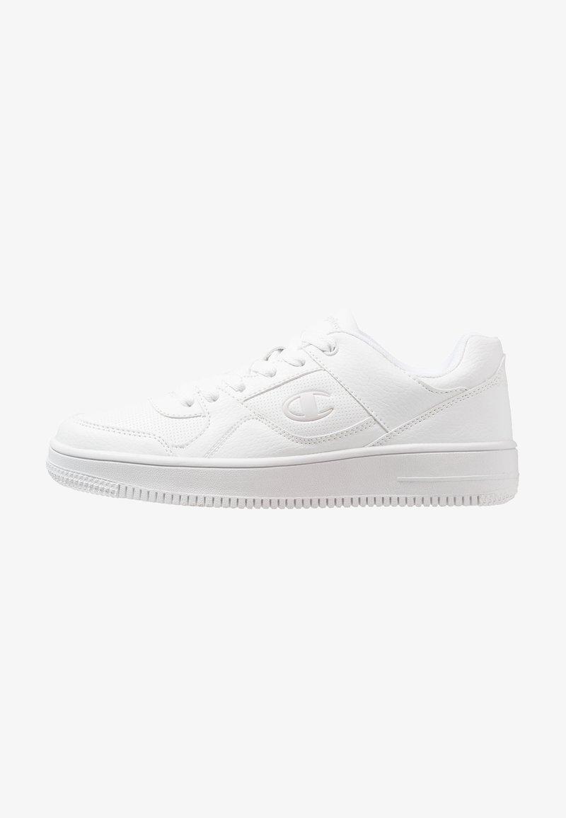 Champion - CUT SHOE REBOUND - Sneakers - white