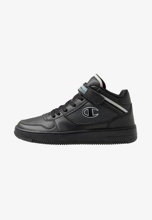 MID CUT SHOE REBOUND VINTAGE - Chaussures de basket - black