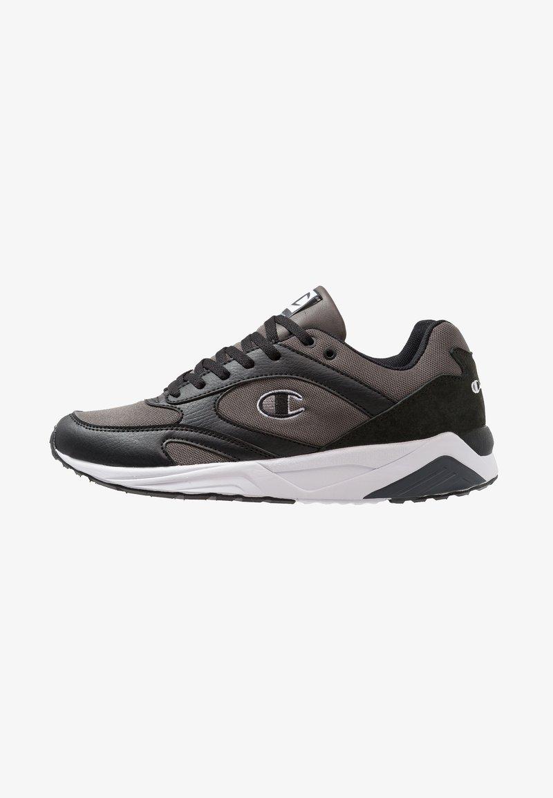 Champion - LOW CUT SHOE TORRANCE - Sports shoes - black