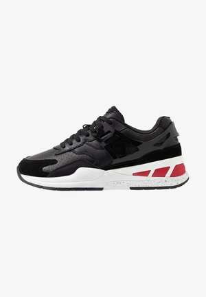 LOW CUT SHOE PRO - Scarpe da fitness - black