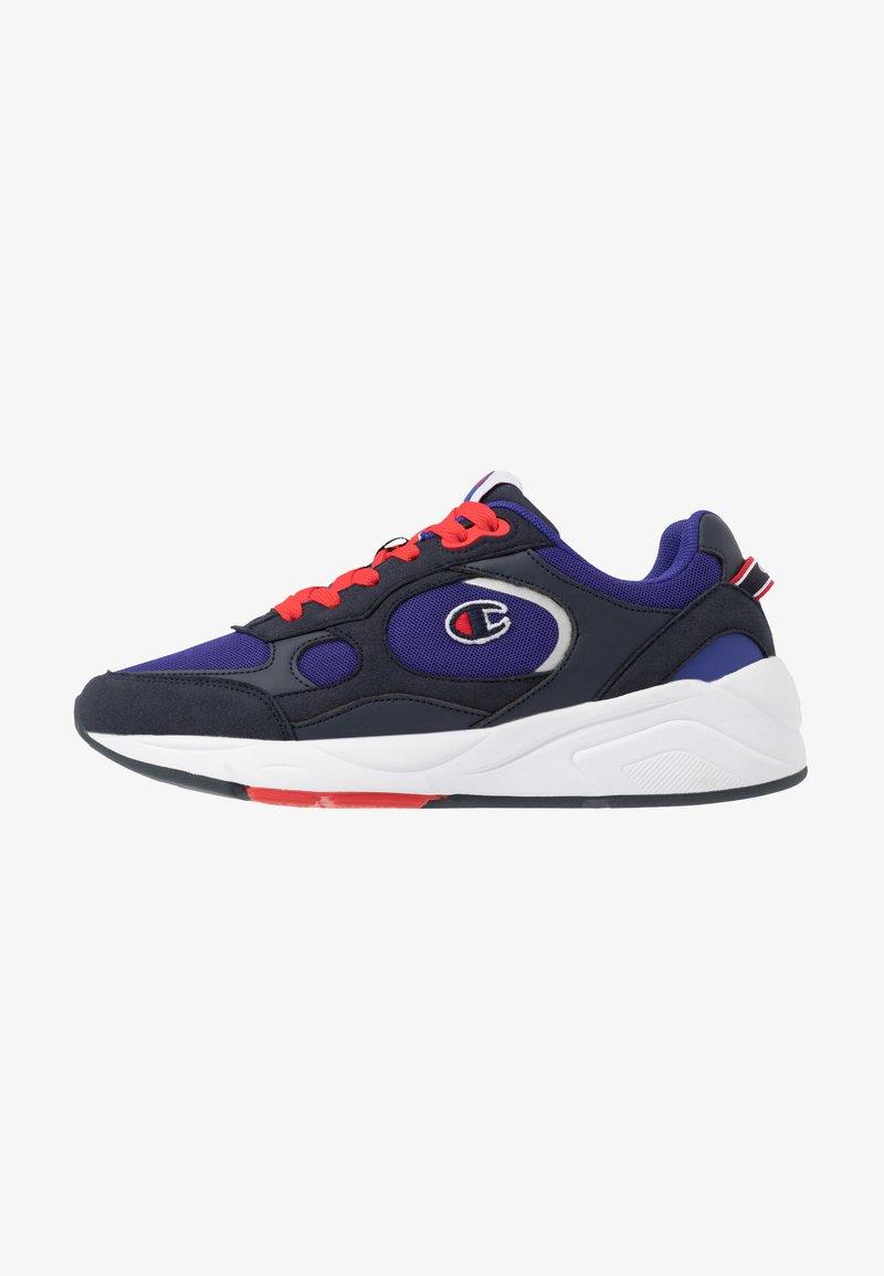 Champion - LOW CUT SHOE LEXINGTON - Sportovní boty - blu/red
