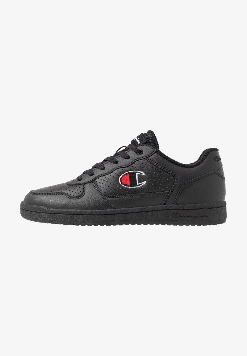 Champion - LOW CUT SHOE CHICAGO - Sports shoes - black