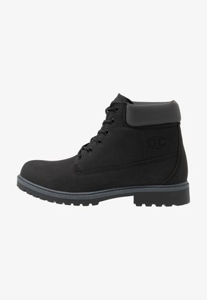 MID CUT SHOE UPSTATE 3.0 - Chaussures de marche - black