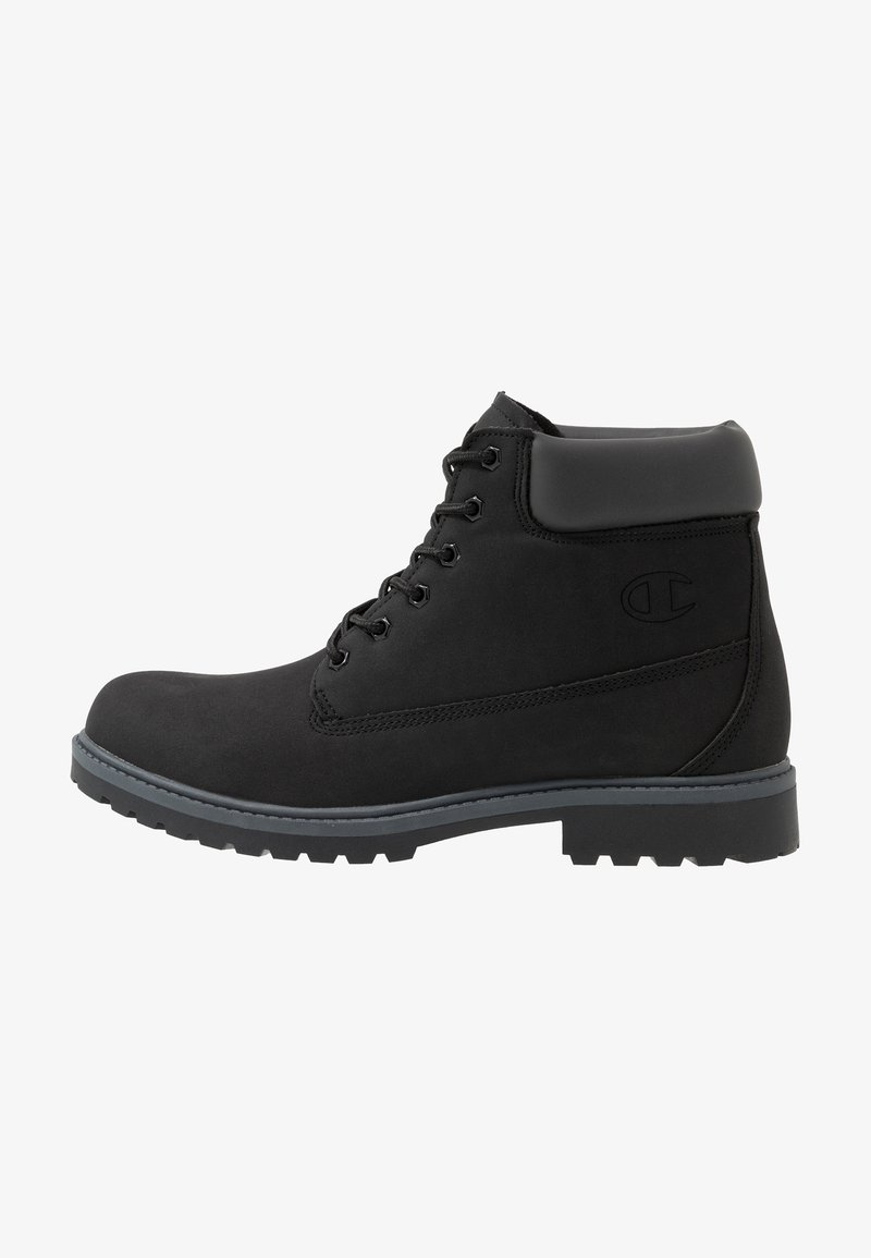 Champion - MID CUT SHOE UPSTATE 3.0 - Chaussures de marche - black